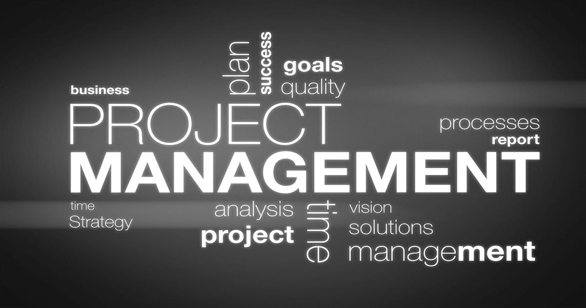 project management 1 - PROJECT MANAGEMENT